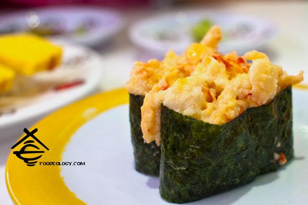 Lobster Sushi Genki Sushi