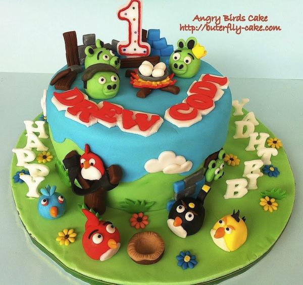debyprabawa_angry birds cake