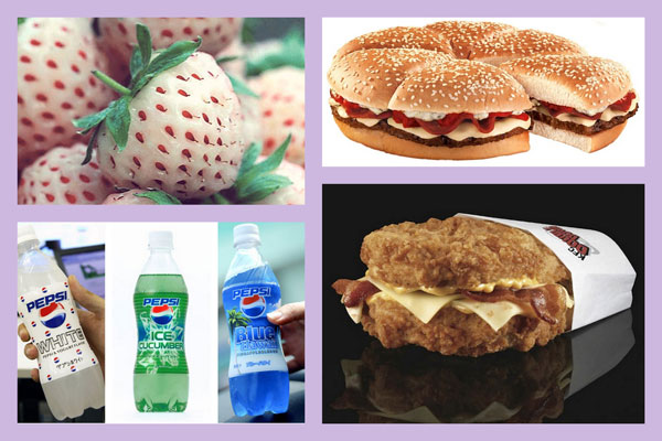 6 unusual food
