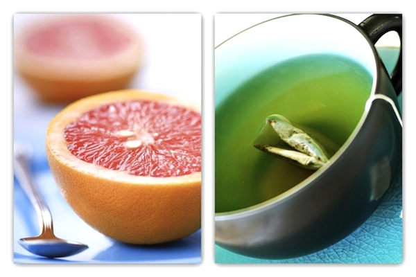 Grapefruit-and-Green-Tea