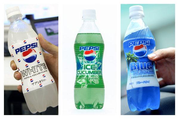Pepsi-Drinks