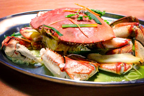 Steamed-Pacific-Dungeness-Crab