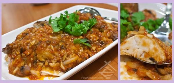 Roasted-Chicken-w-special-spicy-sauce_Crystal jade kitchen
