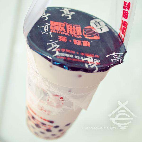 Share Tea Bubble Tea