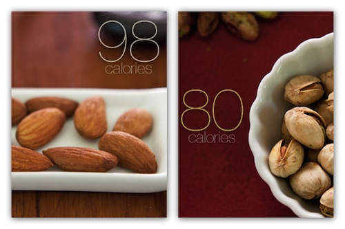 Almond and Pistachos