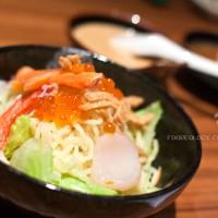 Kaisen Ramen Salad Sushi Tei
