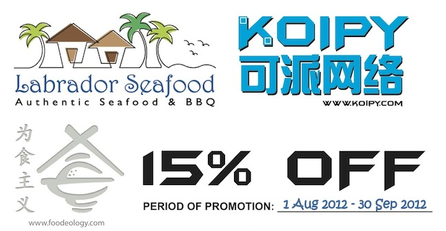 Foodeology Labrador Seafood Promotion