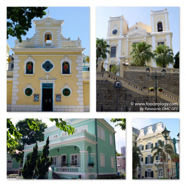 Macau-Church-and-Buildings
