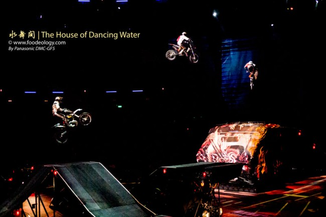 The-House-of-Dancing-Water-Macau-Motorcycle