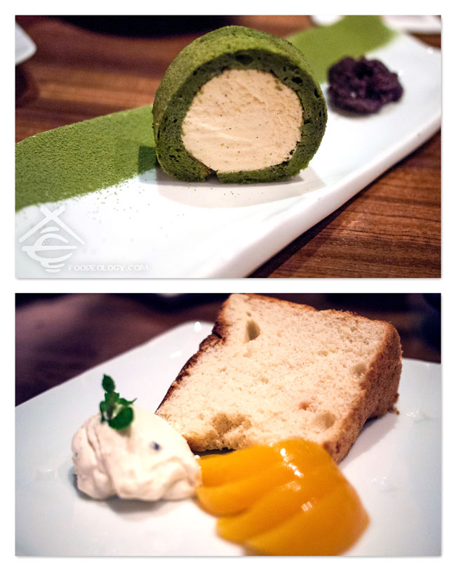 Yamecha-Roll-Cake-&-Momo-Jam-Chiffon-Cake_Japanese-Dining-SUN