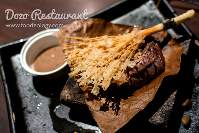 Beef-Tenderloin-on-Pu-Ye-and-Granite-Hot-Stone_Dozo