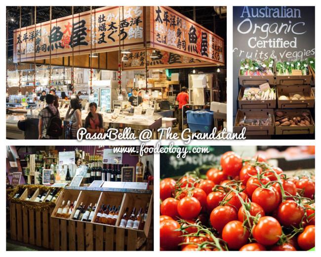 PasarBella-Food Stalls