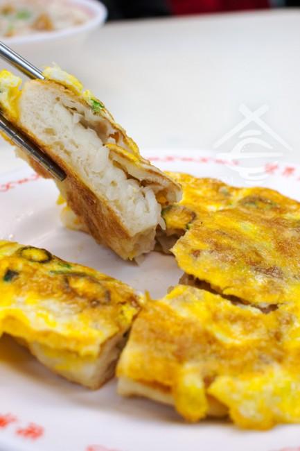 萝卜丝蛋饼_世界豆浆大王