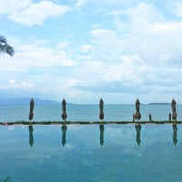 Infinity-Pool-Reflection_Hansar-Samui